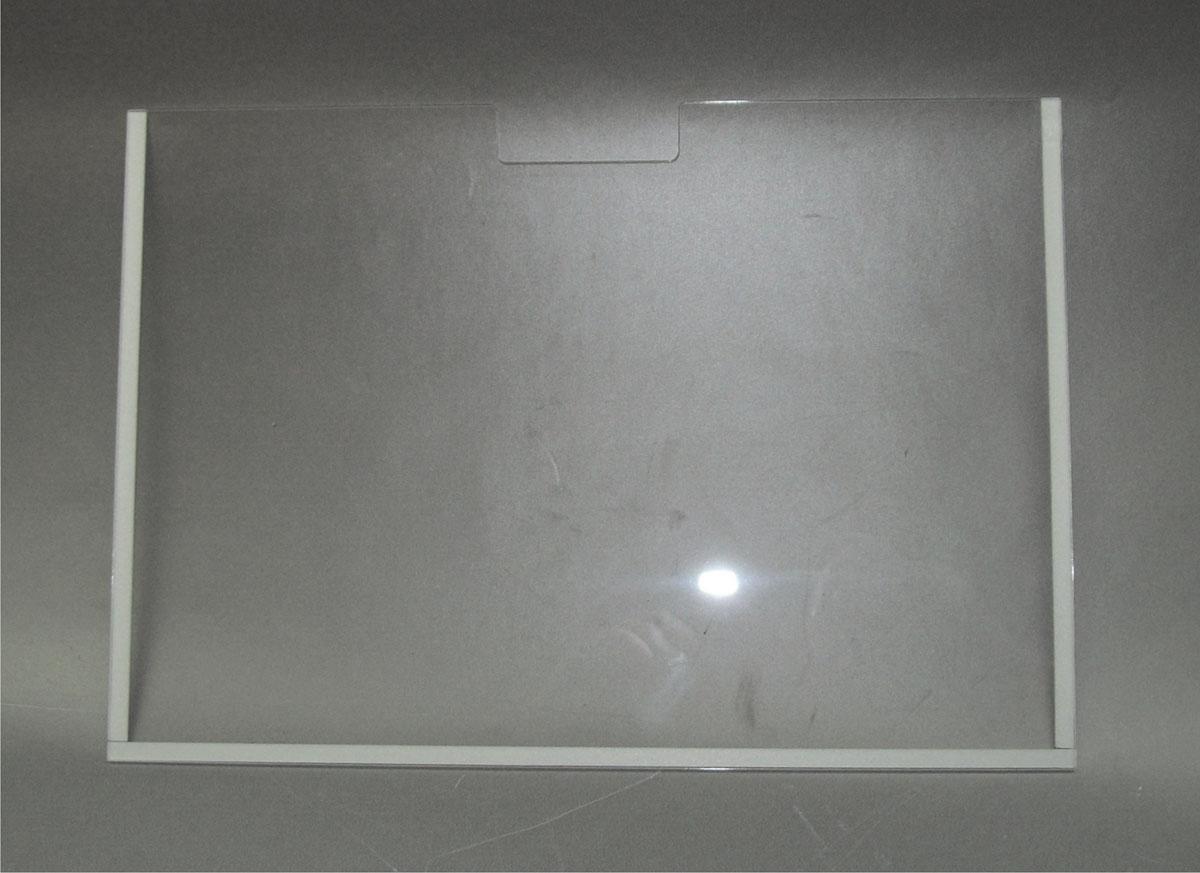 Настенный карман из оргстекла (горизонтальный) А3 со скотчем, арт. 16204